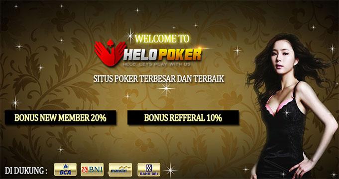 Situs IDN Poker Terpercaya Indonesia Tahun Ini